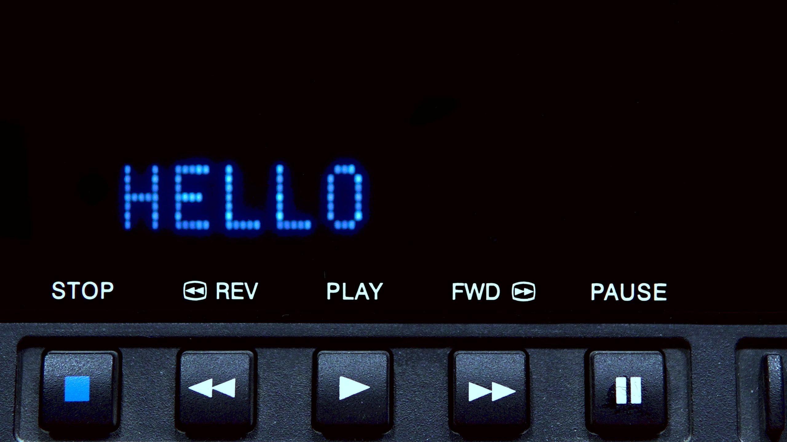 Funktionen Radio